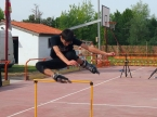 High Jump spettacolare