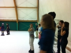 Momenti in palestra Original Roller School