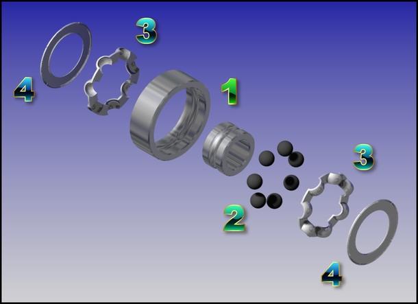 Come si costruiscono le sfere dei cuscinetti? - Focus.it